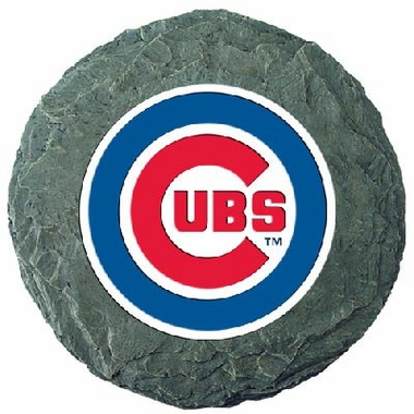 """Chicago Cubs 13.5"""" Stepping Stone"""