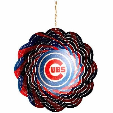 Chicago Cubs Geo Spinner