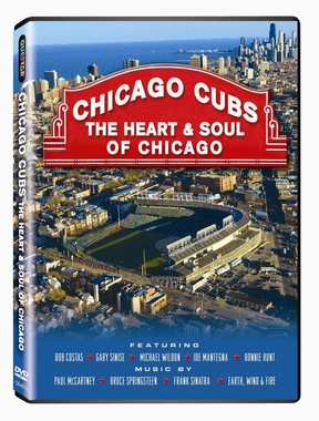 Chicago Cubs Heart and Soul of Chicago DVD