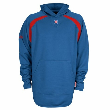 Chicago Cubs Thermabase Hooded Tech Fleece