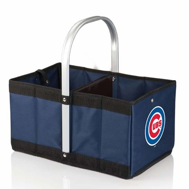Chicago Cubs Urban Picnic Basket (Navy)