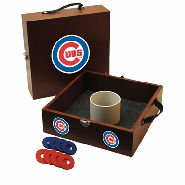 Chicago Cubs Washer Toss Game