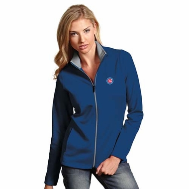 Chicago Cubs Womens Leader Jacket (Color: Royal)