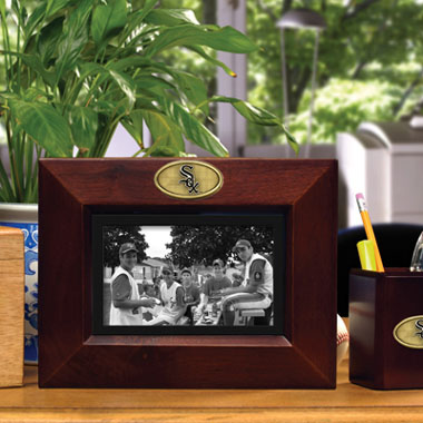 Chicago White Sox BROWN Landscape Picture Frame
