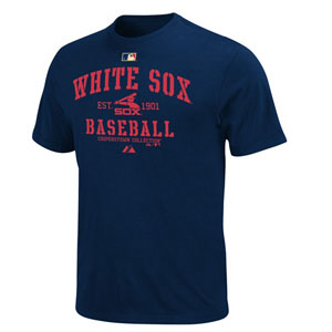Chicago White Sox Cooperstown AC Classic T-Shirt - Large