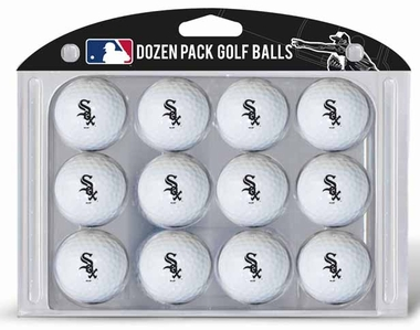 Chicago White Sox Dozen Golf Balls