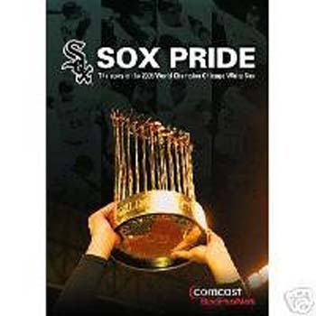 "Chicago White Sox ""Sox Pride"" DVD"