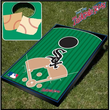 Chicago White Sox Tailgate Toss Cornhole Beanbag Game