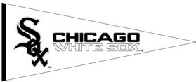 Chicago White Sox Wool Pennant