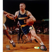 Golden State Warriors Autographed