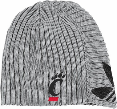 Cincinnati Adidas Retro Cuffless Knit Hat