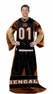 Cincinnati Bengals Huddler Wrap (Uniform)