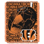 Cincinnati Bengals Bedding & Bath