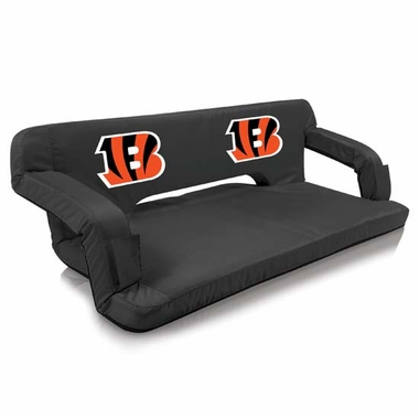 Cincinnati Bengals Reflex Travel Couch (Black)