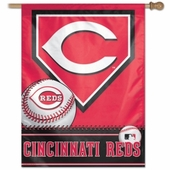 Cincinnati Reds Flags & Outdoors