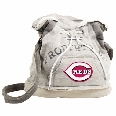 Cincinnati Reds Property of Hoody Duffle