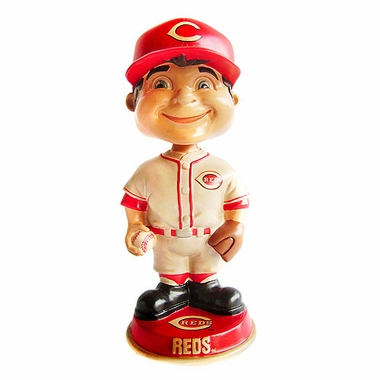 Cincinnati Reds Vintage Retro Bobble Head