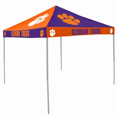 Clemson Checkerboard Tailgate Tent