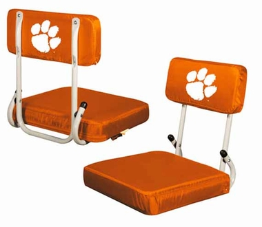 Clemson Hard Back Stadium Seat