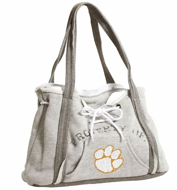 Clemson Property of Hoody Purse