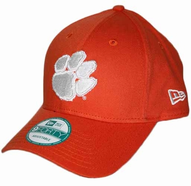 Clemson Tigers 9Forty The League Adjustable Hat