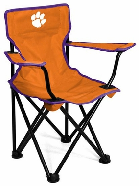 Clemson Toddler Folding Logo Chair