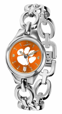 Clemson Women's Eclipse Anonized Watch