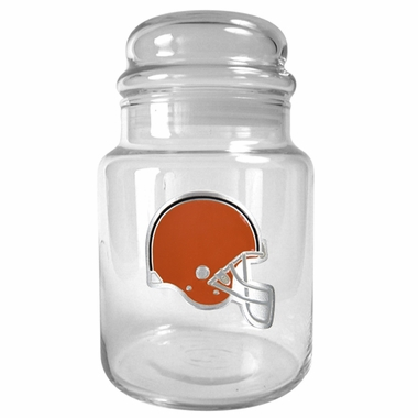 Cleveland Browns Candy Jar