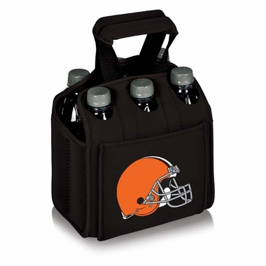 Cleveland Browns Six Pack (Black)