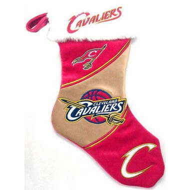Cleveland Cavaliers 07 Christmas Stocking