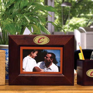 Cleveland Cavaliers BROWN Landscape Picture Frame