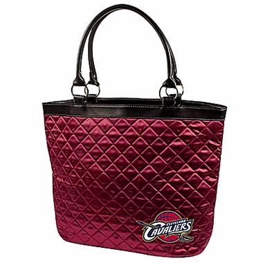 Cleveland Cavaliers Quilted Tote