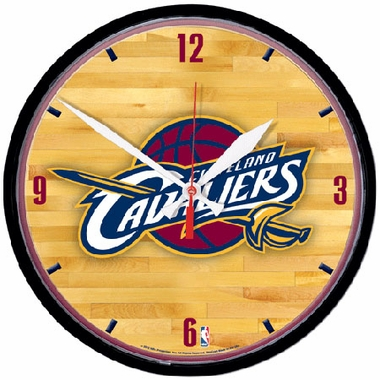 Cleveland Cavaliers Wall Clock