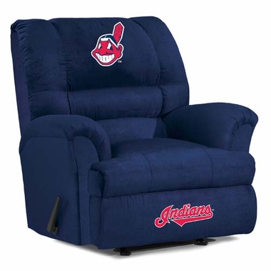 Cleveland Indians Big Daddy Recliner
