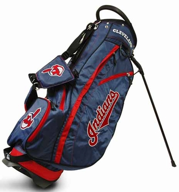 Cleveland Indians Fairway Stand Bag