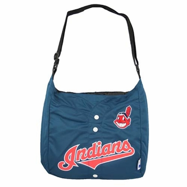 Cleveland Indians Jersey Tote