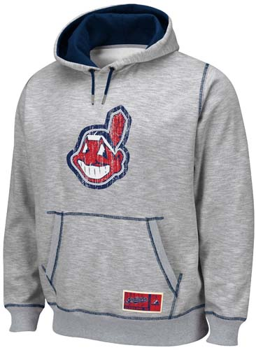 sneakers for cheap d81c4 78e49 Cleveland Indians Majestic