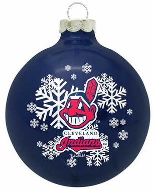 Cleveland Indians Traditional Ornament