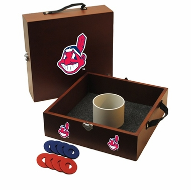 Cleveland Indians Washer Toss Game