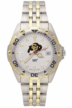 Colorado All Star Mens (Steel Band) Watch