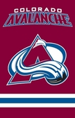 Colorado Avalanche Flags & Outdoors