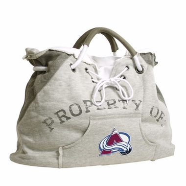Colorado Avalanche Property of Hoody Tote