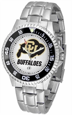 Colorado Competitor Men's Steel Band Watch