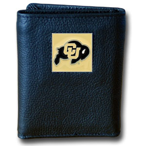 Colorado Leather Trifold Wallet (F)