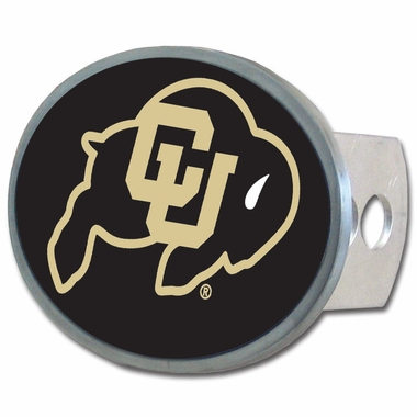 Colorado Oval Metal Hitch Cover