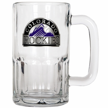 Colorado Rockies 20oz Root Beer Mug
