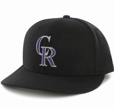 Colorado Rockies Bullpen MVP Adjustable Hat