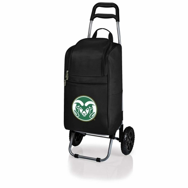 Colorado State Cart Cooler (Black)