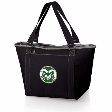 Colorado State Topanga Embroidered Cooler Bag (Black)