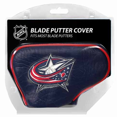 Columbus Blue Jackets Blade Putter Cover